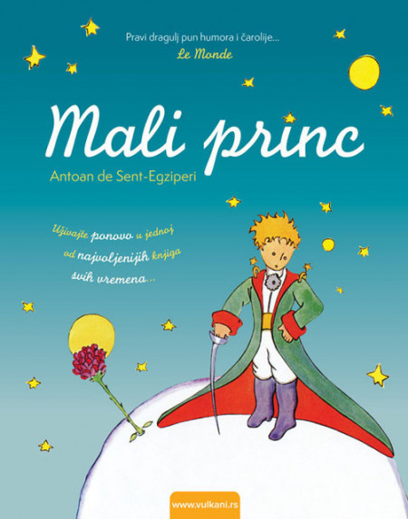 Mali Princ - Antoan de Sent Egziperi