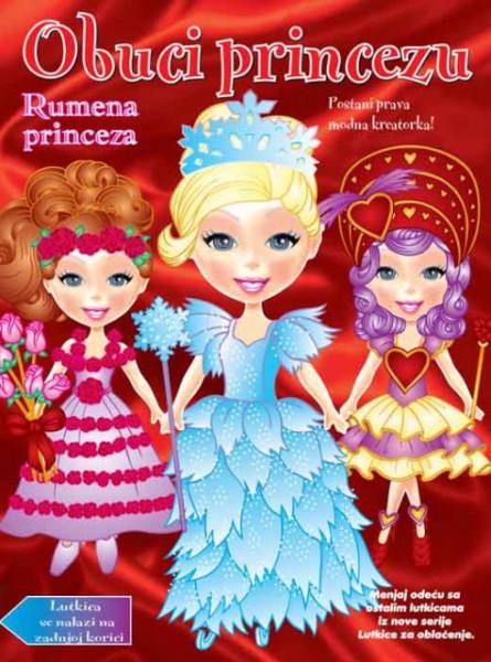 Obuci princezu: Rumena princeza
