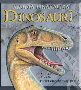 Dinosauri - knjiga iskakalica