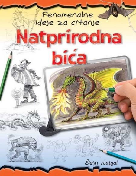 Fenomenalne ideje za crtanje - Natprirodna bića - Šejn Najgal