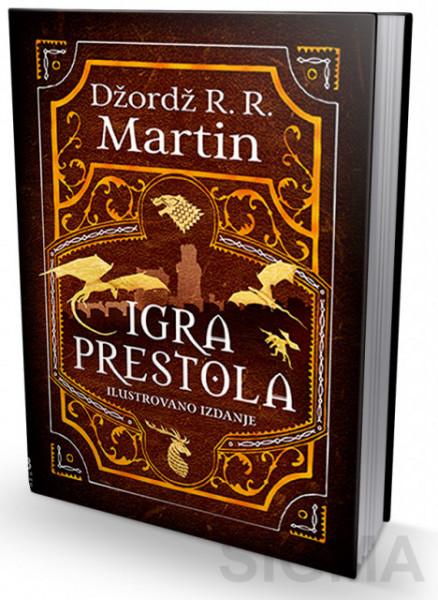 Igra prestola - ilustrovano izdanje - Džordž R. R. Martin