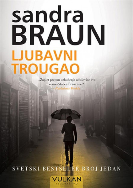 Ljubavni trougao - Sandra Braun