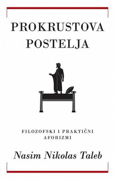 KKnjiga Prokrustova postelja - Nasim Nikolas Taleb