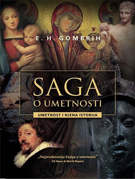 Saga o umetnosti - Ernst Gombrih