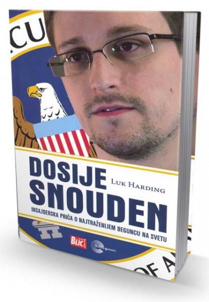 Dosije Snouden - Luk Harding