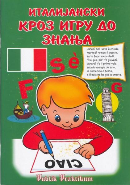 Italijanski kroz igru do znanja
