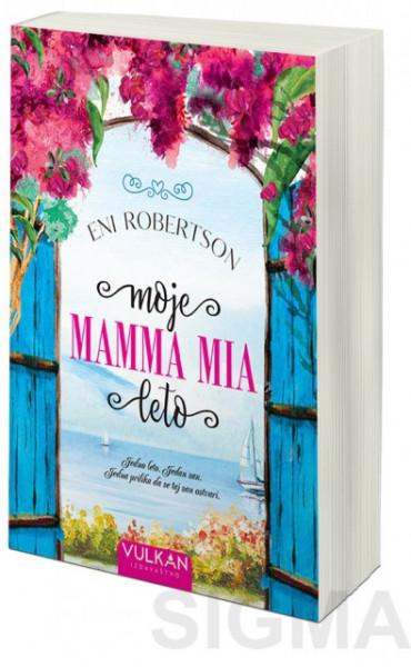 MOJE MAMMA MIA LETO - Eni Robertson