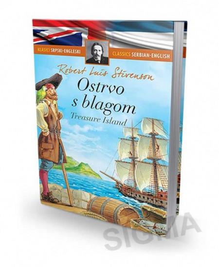 Ostrvo s blagom - Treasure Island - Robert Luis Stivenson