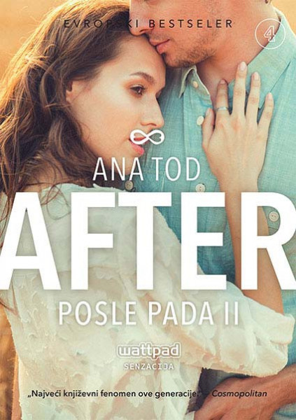 AFTER 4 – Posle pada 2 - Ana Tod