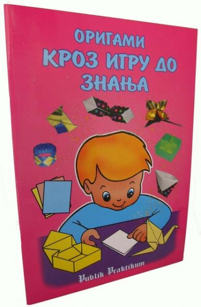 Origami - Kroz igru do znanja