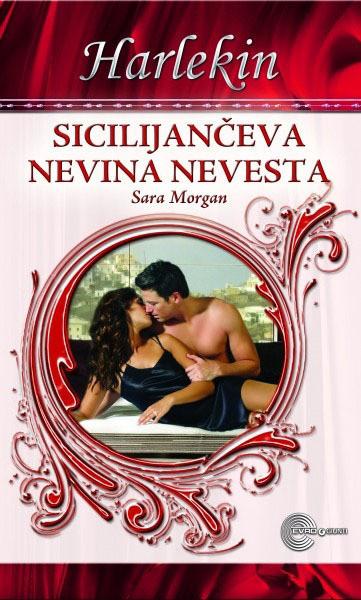 Slika Sicilijančeva nevina nevesta - Sara Morgan