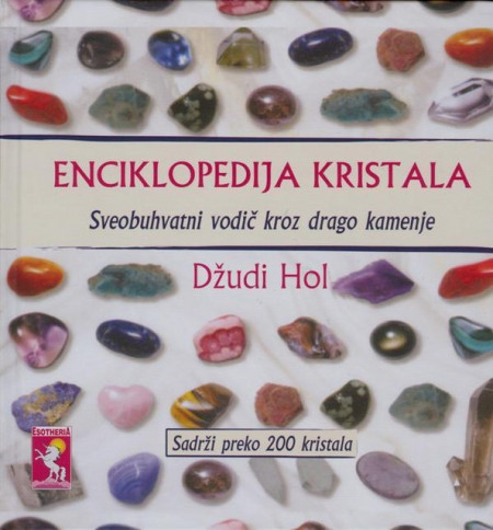 Enciklopedija kristala - Džudi Hol