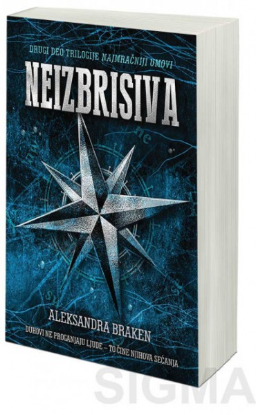 Neizbrisiva - Aleksandra Braken