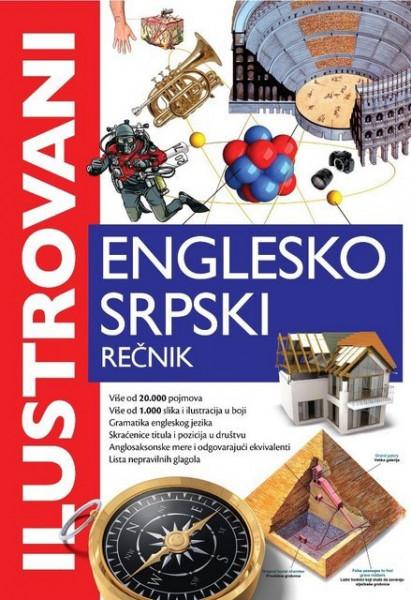 Ilustrovani englesko - srpski rečnik