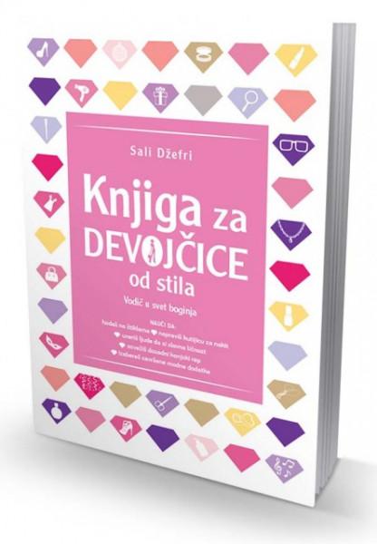 Knjiga za devojčice od stila - Sali Džefri