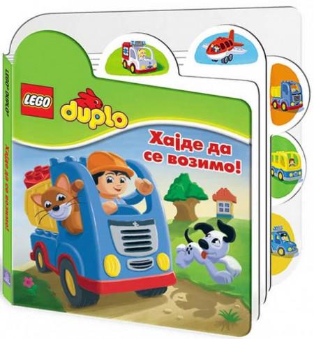 LEGO® DUPLO® - Hajde da se vozimo!