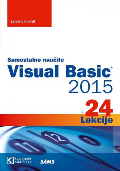 Slika Visual Basic 2015 u 24 lekcije - James Foxall