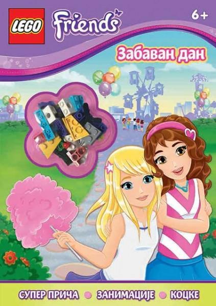 LEGO® Friends - Zabavan dan