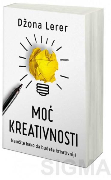 Moć kreativnosti - Džona Lerer
