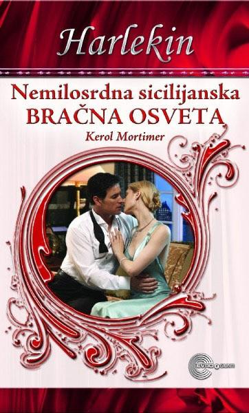 Slika Nemilosrdna sicilijanska bračna osveta - Kerol Mortimer