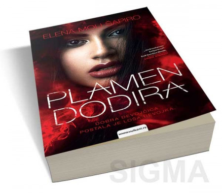 Plamen dodira - Elena Moli Šapiro