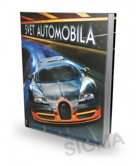 Svet automobila - Klajv Giford