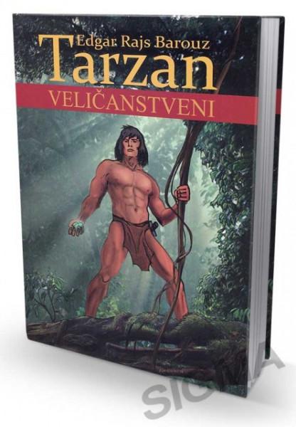 Tarzan veličanstveni - Edgar Rajs Barouz