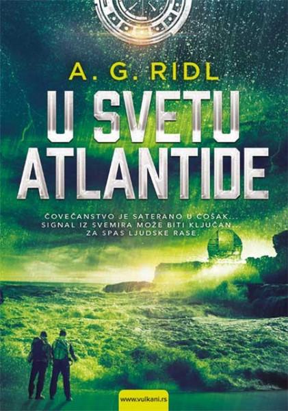 U svetu Atlantide - A.G. Ridl
