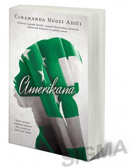 Amerikana - Čimamanda Ngozi Adiči