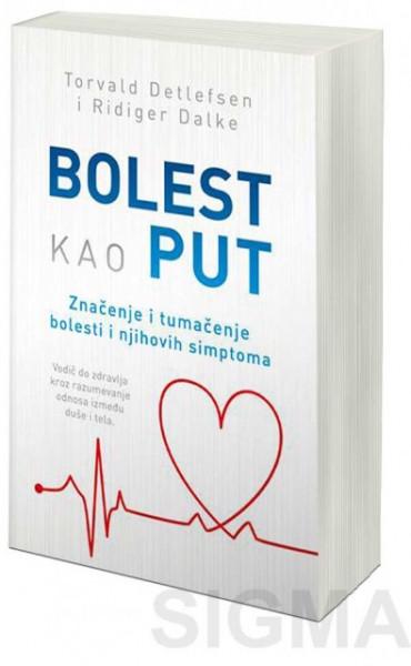 Bolest kao put - Ridiger Dalke, Torvald Detlefsen