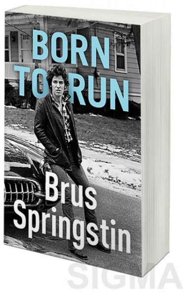 Slika Born to Run - Brus Springstin
