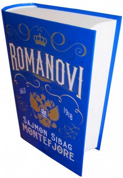Romanovi 1613-1918 - Sajmon Sibag Montefjore