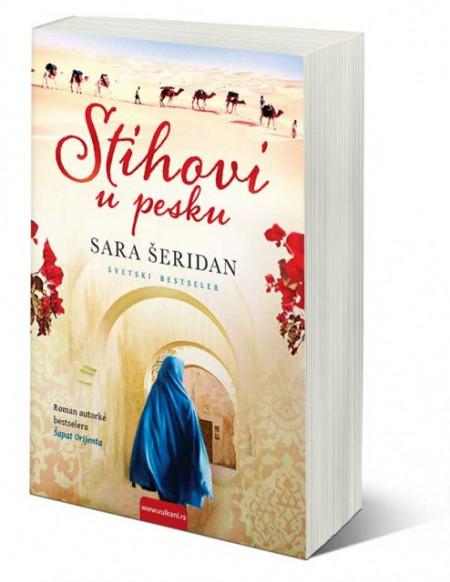 Stihovi u pesku - Sara Šeridan