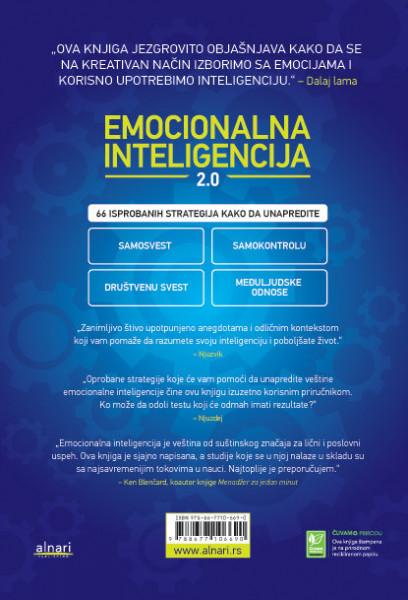 Emocionalna inteligencija 2.0 - Travis Bredberi