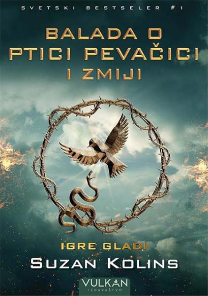 Igre gladi - Balada o ptici pevačici i zmiji - Suzan Kolins