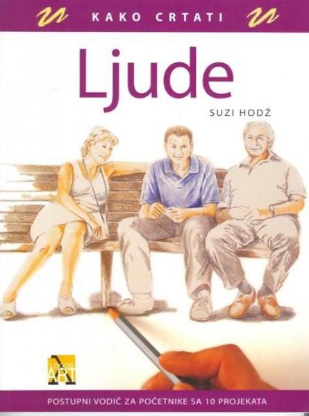 Kako crtati ljude - Suzi Hodž