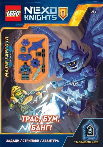 LEGO® NEXO KNIGHTS™ - Tras, bum, bang!