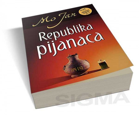 Slika Republika pijanaca - Mo Jan