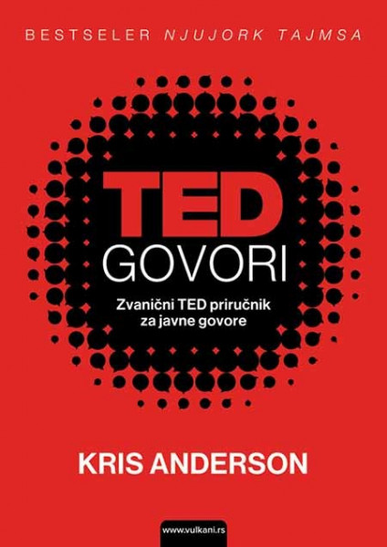 TED govori - Kris Anderson