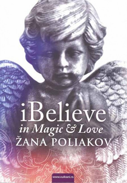 Slika I believe in magic & love - Žana Poliakov