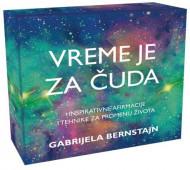 Vreme je za čuda - 62 kartice - Gabrijela Bernstajn