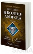 Hronike Ambera – III tom: Aduti propastiKrv AmberaObeležje Haosa - Rodžer Zelazni