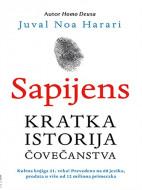 Sapijens: Kratka istorija čovečanstva - Juval Noa Harari