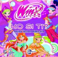 Knjiga testova Vinx vila - Winx club - Iđinio Strafi