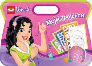 LEGO® Friends - Moji projekti
