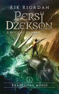 Persi Džekson i Bogovi Olimpa 1: Kradljivac munje - Rik Riordan