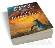Reči blistavosti - I tom - Brendon Sanderson
