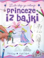 Lude ideje za crtanje Princeze iz bajki - Pol Kenje i Kejt Ešfort