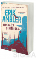 Maska za Dimitriosa - Erik Ambler