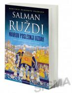 Mavrov poslednji uzdah - Salman Ruždi